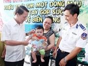 越南通讯社社长阮德利率团访问海防市