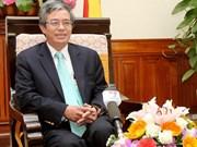 越南外交部副部长:建设团结强大的东盟共同体