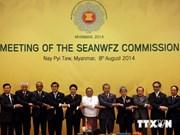 东盟敦促有关各方尽早完成《东海行为准则》