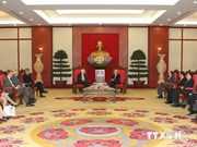 美国愿早日达成与越南的《跨太平洋伙伴关系协定》