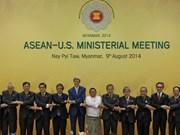 东盟与对话伙伴国外长会议在缅甸召开