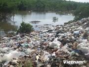 越南注重排水及污水处理解决措施