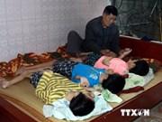 日本琦玉省日——越和平友谊委员会关照越南橙毒剂受害者