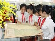 越南岘港市将黄沙群岛列入教材