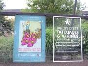 法国巴黎权威博物馆举行越南妇女形象海报展览会
