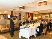 东盟—澳大利亚关系座谈会:东盟市场给澳大利亚企业带来巨大商机