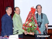 老挝国家新闻日64周年纪念典礼在万象举行