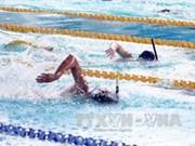 2014年越南国家游泳暨蹼泳俱乐部锦标赛一号赛区落幕