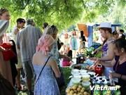 越南美食颇受捷克人的欢迎