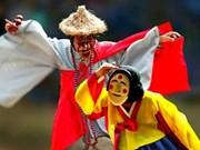 韩国传统文化体验周吸引众多青年参加