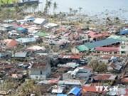 东盟协助菲律宾台风海燕灾区重建