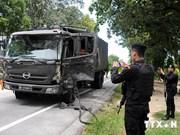 马来西亚和泰国加强边境管理合作