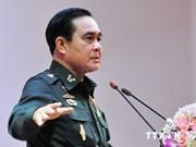 泰国确定过渡政府总理推选日期