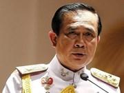 泰国陆军司令巴育·占奥差当选临时政府总理