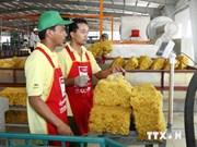 越南平福省年功率7500吨的乳胶加工厂正式落成