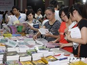 """越南河内:首次""""河内——和平的城市""""图书节即将举行"""