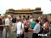 越南接待国际游客量呈现回升态势