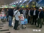 越南:努力将在利比亚务工人员全部撤回国内
