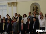越南岘港市干部与企业界代表团访问俄罗斯
