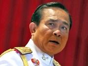 泰国陆军司令巴育获国王御准 正式成为总理