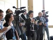 全球媒体论坛在印尼巴厘岛拉开序幕