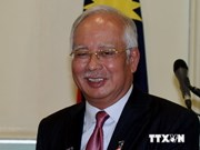 马来西亚总理访问新加坡推动双方合作关系