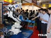 越南辅助工业三场大展会在河内同时举行
