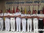 越南为增强东盟海军实力提出倡议