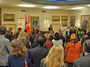 越南驻印度和挪威大使馆举行9.2国庆节69周年庆祝活动