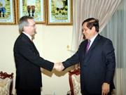 柬埔寨与美国同意重新启动双方定期对话机制
