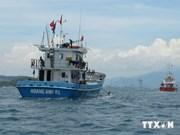 紧急救援海上漂浮渔船和船上32名渔民