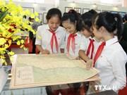 """黄沙和长沙归属越南——历史证据""""专题展览会在槟椥省举行"""