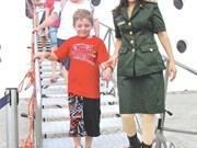越南旅游部门与边防部队紧密配合接待外国游客