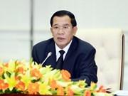 柬埔寨首相呼吁亚太地区各国联手打击腐败