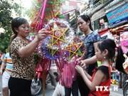 今年越南中秋节传统玩具迎来喜讯