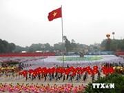 世界各国领导人致电祝贺越南国庆