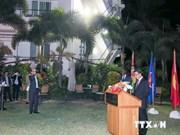越南驻各国大使馆举行9.2国庆69周年庆祝活动