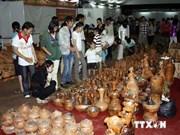 """越南""""南部陶瓷""""展会在安江省举行"""