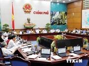 越南政府公布2014年8月例行会议决议