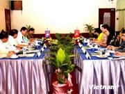 越南政府宗教委员会代表团访问老挝