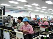 EIU: 越南外贸出口继续大幅增长