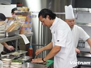 越南美食亮相新加坡