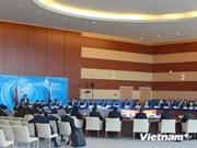 越俄两国加强经贸及科技领域的合作关系