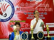 越南:第二次河内羽毛球公开赛将于9月11日拉开战幕
