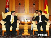 越南与古巴加强特殊友好关系