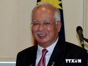 马来西亚总理重申该国对TPP谈判的承诺