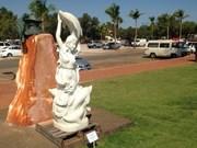 越南参加澳大利亚雕刻艺术展会