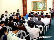 即将在老挝举行的第35届东盟议会联盟大会准备工作就绪