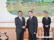 马达加斯加希望与越南加强合作关系