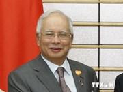 马来西亚总理访问阿塞拜疆